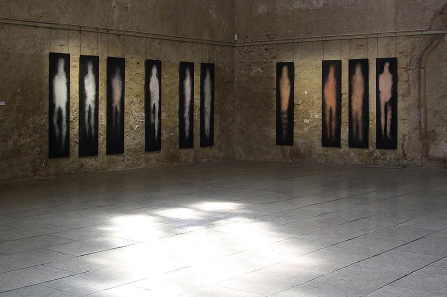 """Ausstellung """"Lichteinfall"""" St. Peter/Speer, Wiener Neustadt"""