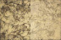 Humus, Acryl, Leinwand, 30 x 45 cm