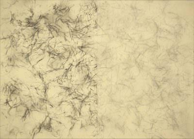 Humus, Acryl, Leinwand, 65 x 90 cm