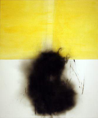 Reziprok, Mischtechnik auf Leinwand 120 x 100 cm