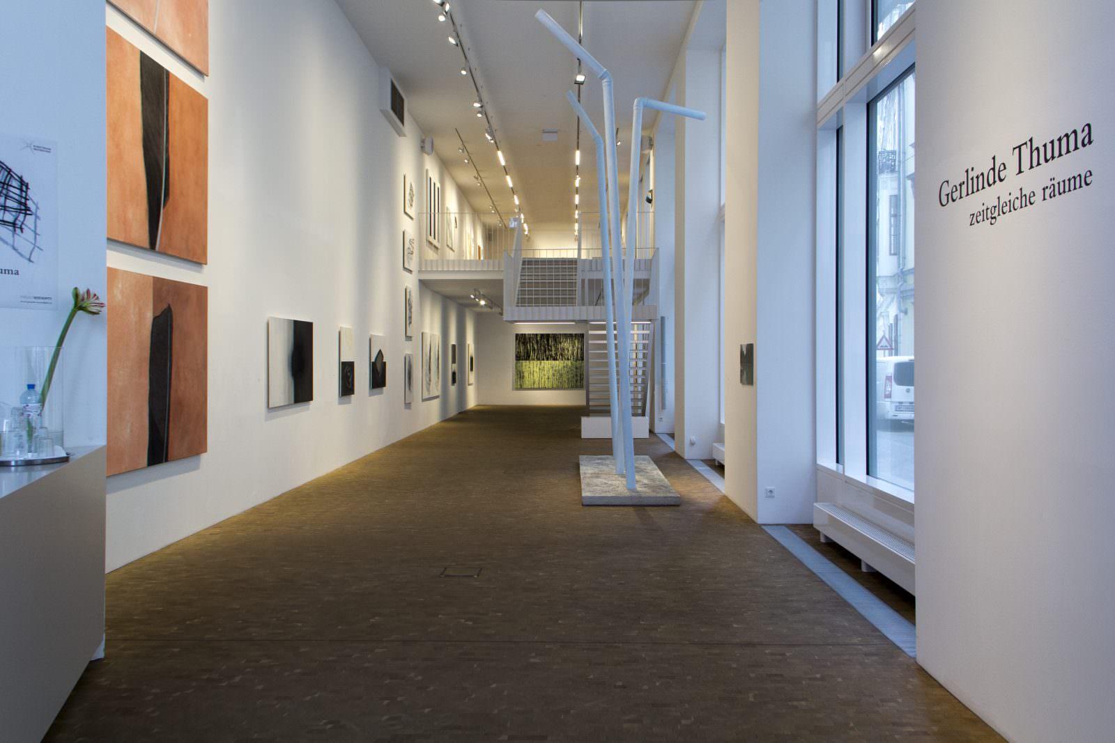 Ausstellungsansicht Kunstraum Nestroyhof, Foto: Juan Maiquez